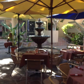 High Quality Photo Of JCu0027s Patio Cafe   Palm Desert, CA, United States. Fountain Was