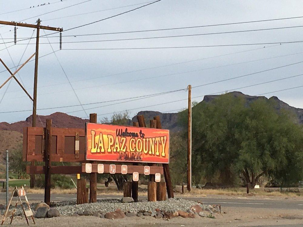 La Paz County Park: 7350 Riverside Dr, Parker, AZ