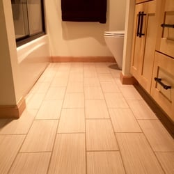 Photo Of Dallas Watson Flooring   Seattle, WA, United States. Ceramic Tile  Flooring