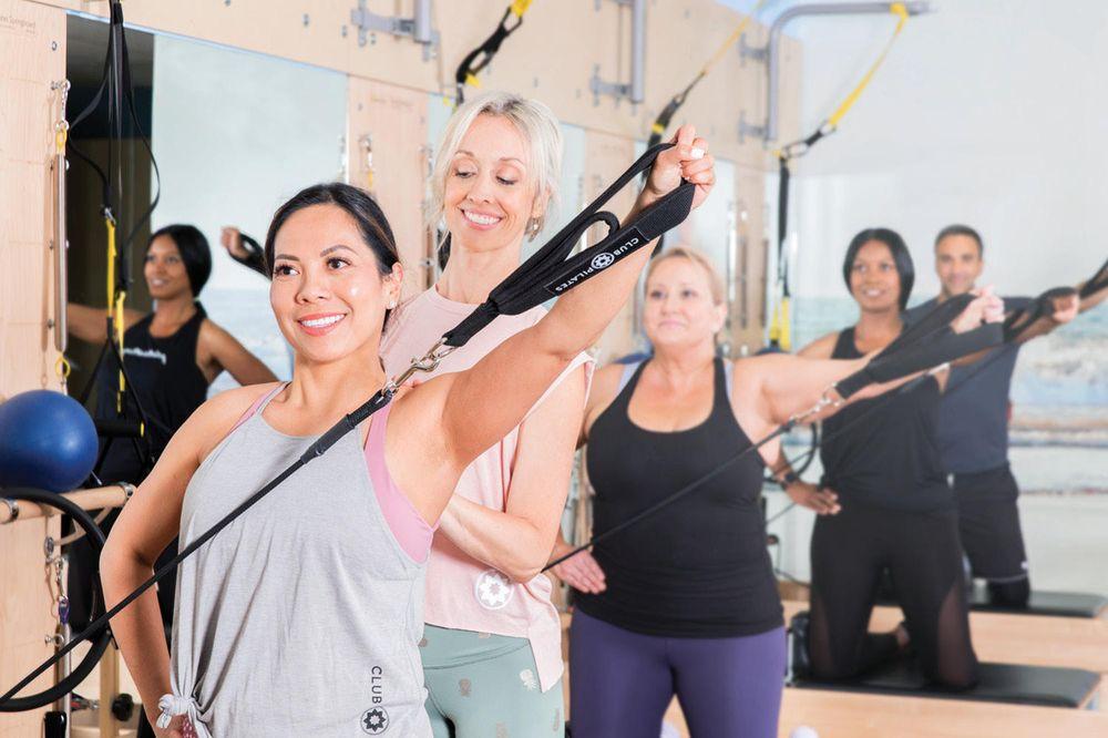 Club Pilates - San Clemente