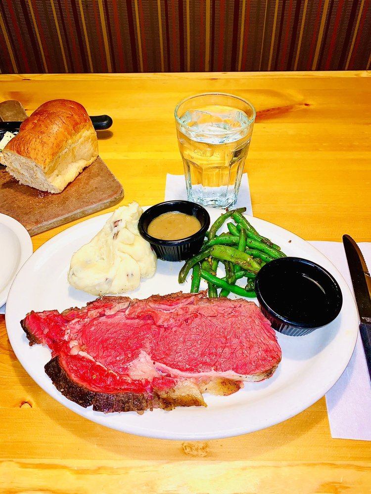 Timber Lodge Steakhouse: 4455 W Frontage Rd, Owatonna, MN