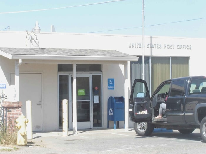 US Post Office: 3113 E Acampo Rd, Acampo, CA