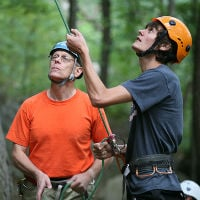 Eastern Mountain Sports Climbing School: 2686 White Mountain Hwy, North Conway, NH