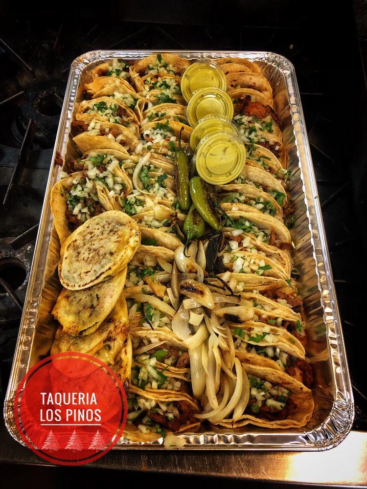 Taqueria Los Pinos: 307 W Hundley Dr, Lake Dallas, TX