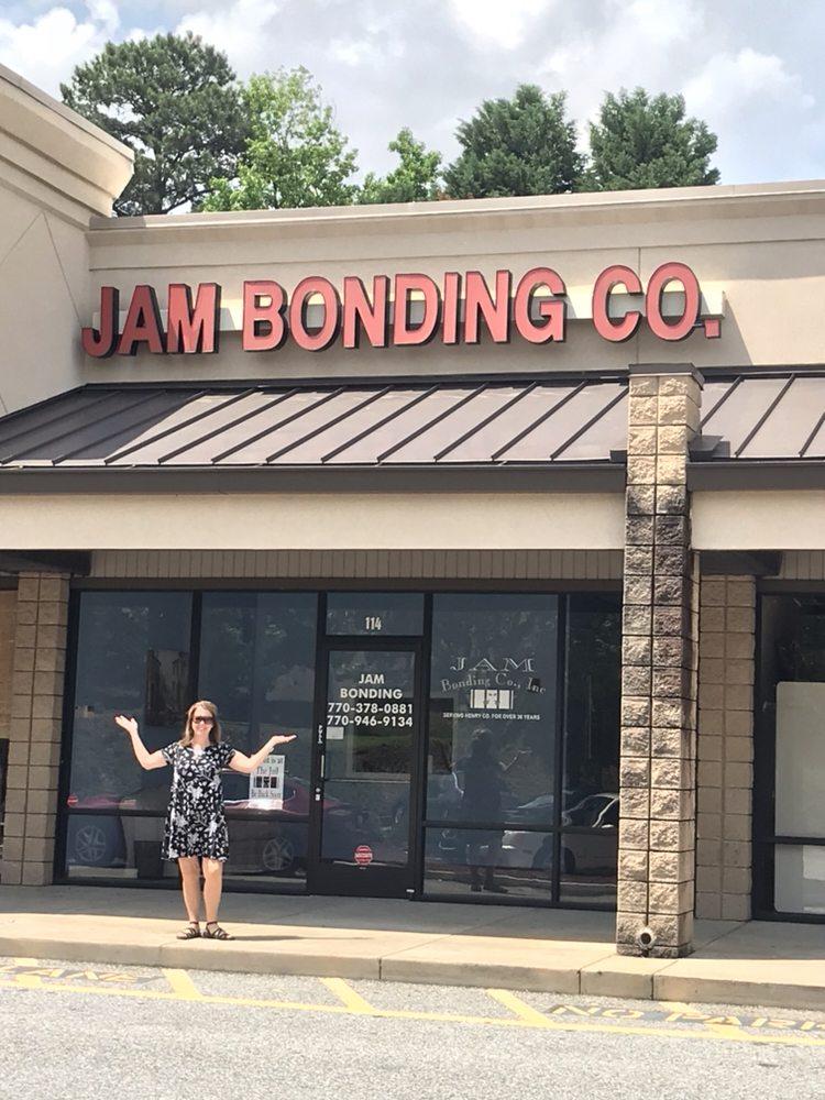 JAM Bonding: 8896 Tara Blvd, Jonesboro, GA