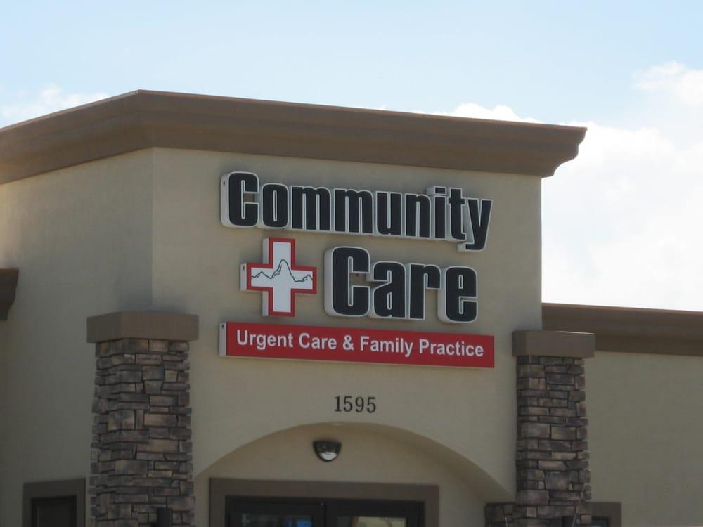 Community Care: 1595 Yellowstone Ave, Pocatello, ID