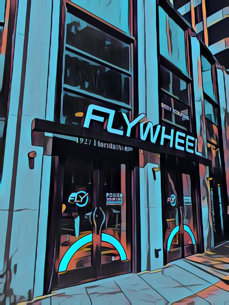 Flywheel Sports - Dupont