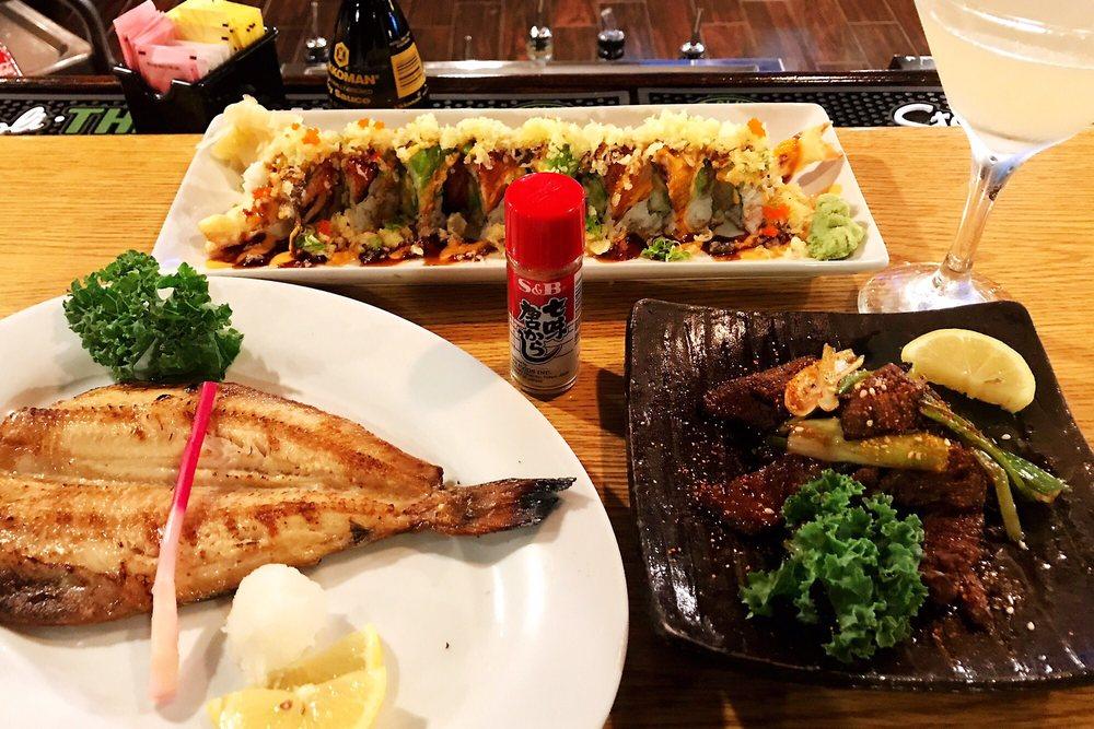 Ichiban Japanese Restaurant: 1831 NW Broad St, Murfreesboro, TN