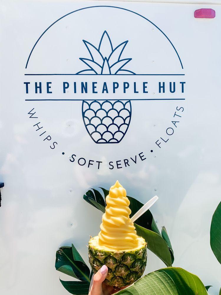 The Pineapple Hut: 103 W Erie Ave, Folly Beach, SC