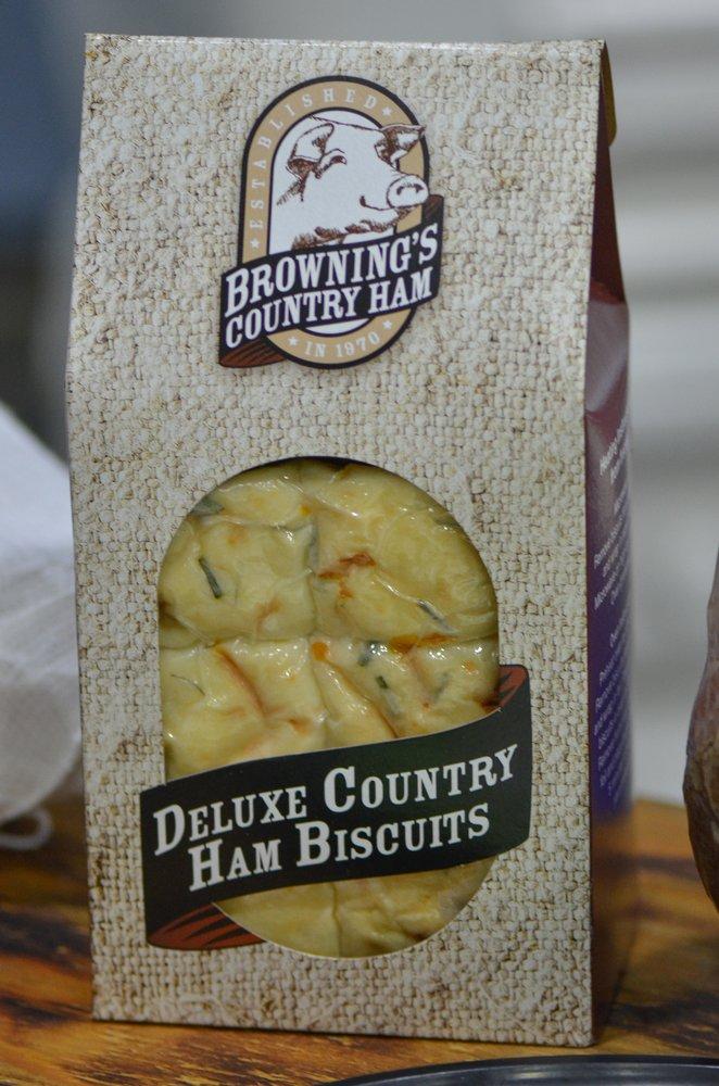 Browning's Country Ham: 1108 Fashion Ridge Rd, Dry Ridge, KY