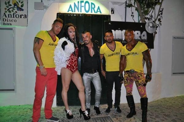 Anfora discoteca