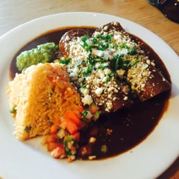 Chicken Mole' Enchiladas - Yelp