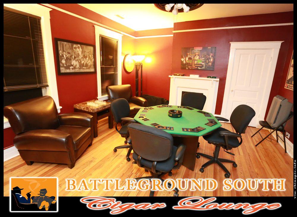 Social Spots from Battleground South Cigar Lounge