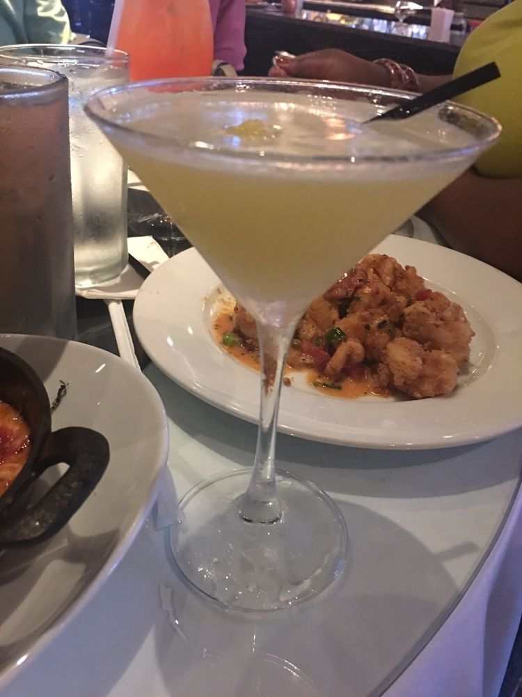 Pineapple ginger up martini - Yelp