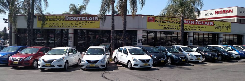 Photo Of Metro Nissan Of Montclair   Montclair, CA, United States