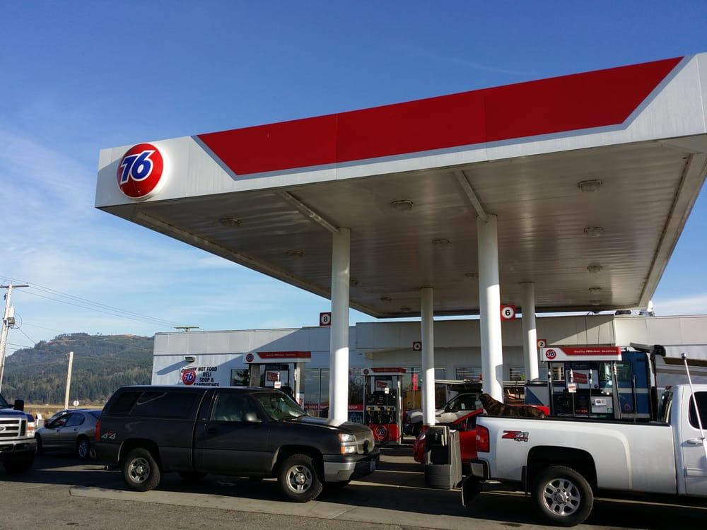 Conway 76 Gas: 21049 Cedardale Rd, Mount Vernon, WA