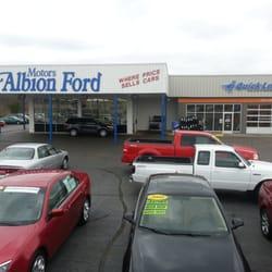 albion motors ford bilhandlare 1411 n eaton albion