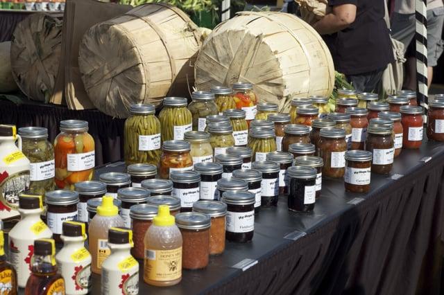 Pickering Town Centre Farmer's Market