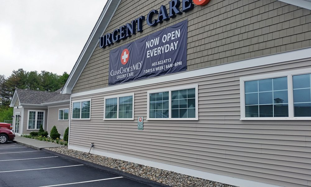 ClearChoiceMD Urgent Care: 24 Homestead Pl, Alton, NH