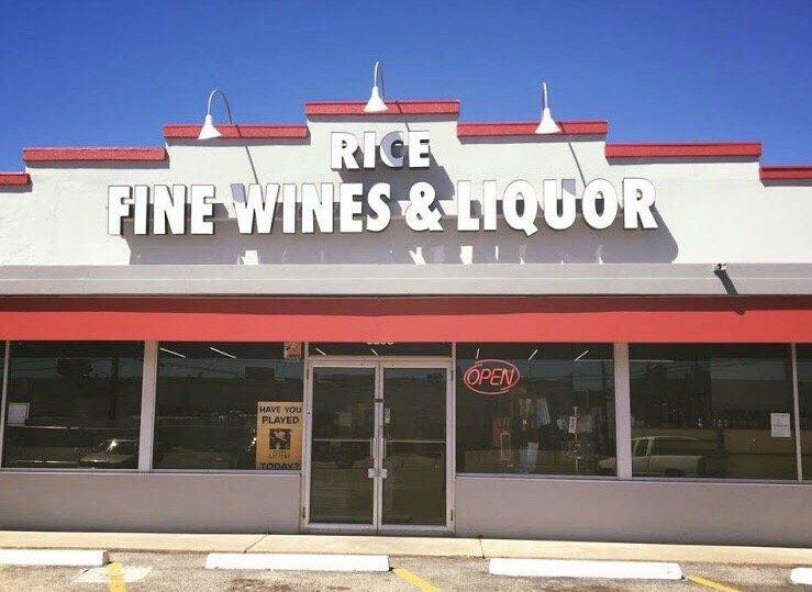 Rice Fine Wines & Liquor: 5108 Spruce St, Bellaire, TX