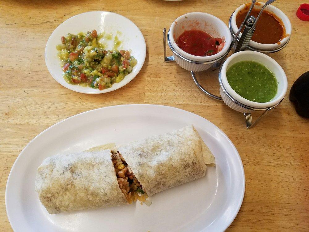 Burrito Express: 707 Pulaski Hwy, Bear, DE