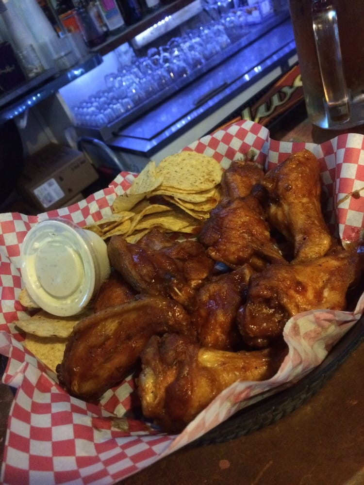 Hot Wings Were On Point Yelp