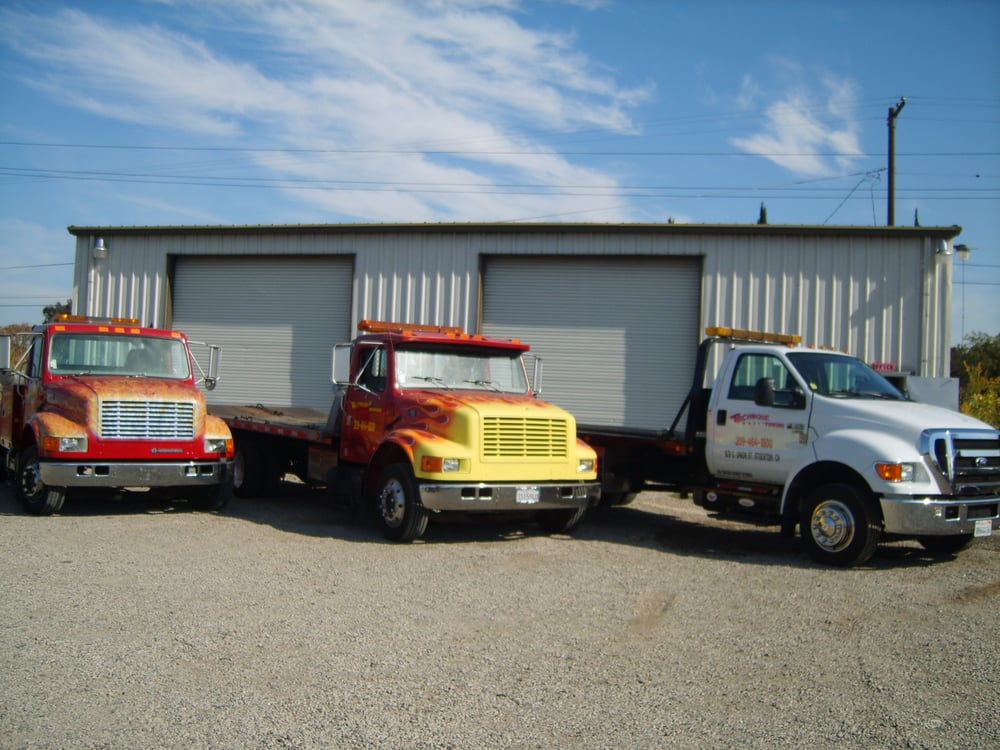 Ponderosa Towing and Transport - Towing - 5610 Carleton Rd ...