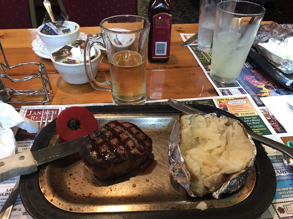 Ely Steak House: 216 E Sheridan St, Ely, MN