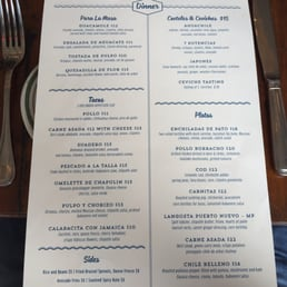 photo of tacuba hells kitchen new york ny united states saturday lunch - Hells Kitchen Menu