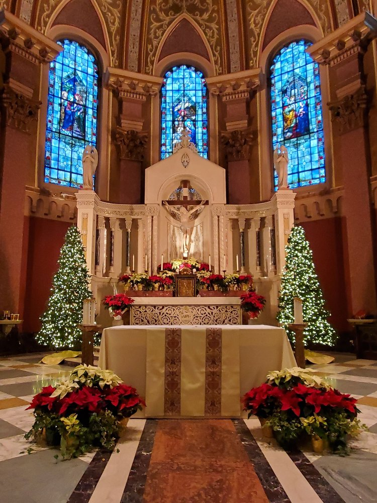 St Andrew the Apostle Church: 768 Lincoln Ave, Calumet City, IL