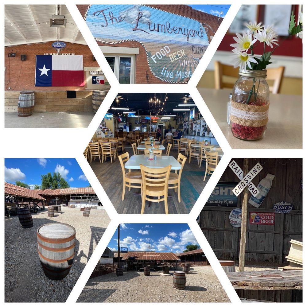 The Lumberyard: 7 Cypress St, Roscoe, TX