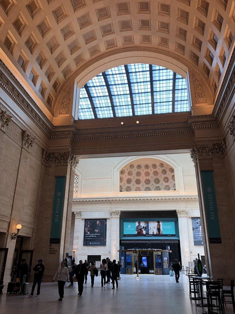Chicago Union Station - 604 Photos & 356 Reviews - Train