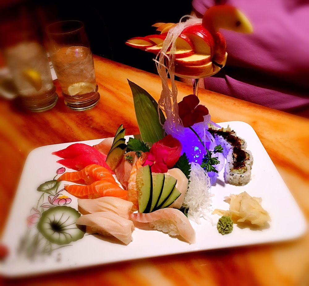 Jinsan Sushi Restaurant: 211 Hwy 3162, Galliano, LA