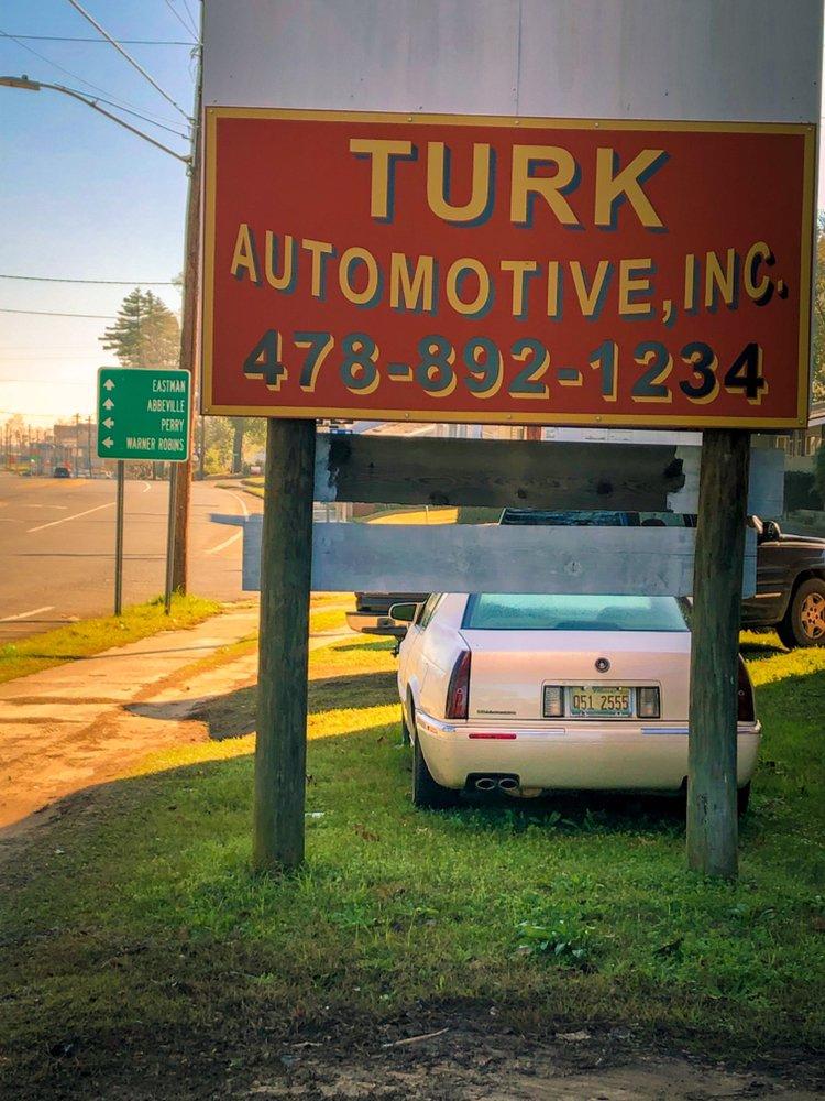 Turk Automotive: 2 Mashburn St, Hawkinsville, GA