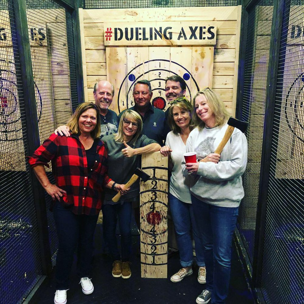 Dueling Axes: 309 S 4th St, Columbus, OH