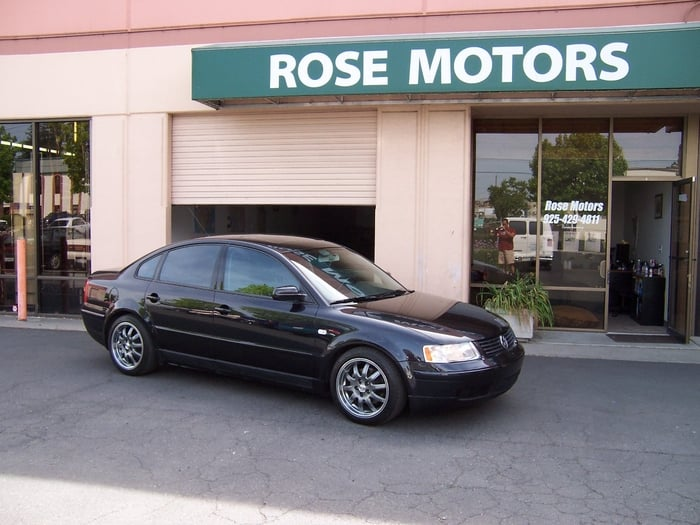 Rose motors concessionari auto 2395 g monument blvd for Starmount motors south blvd