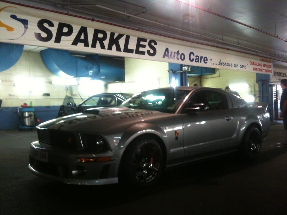 Sparkles Car Wash Springwood