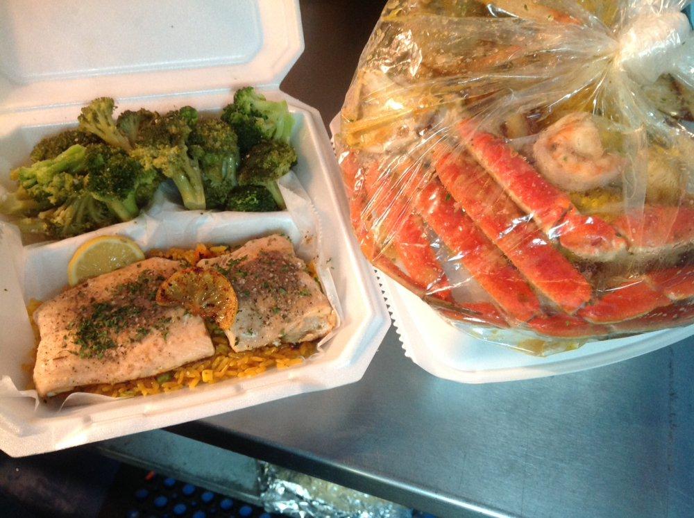 The Crab Boil Atlanta: 4829 Old National Hwy, Atlanta, GA