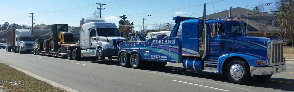 Towing business in Butner, NC