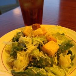 Photo Of Big Racks Steakhouse Canton Il United States Ceaser Salad