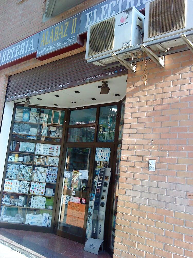 alabaz ii magasins de bricolage carrer de fontanars dels alforins 4 patraix valence. Black Bedroom Furniture Sets. Home Design Ideas