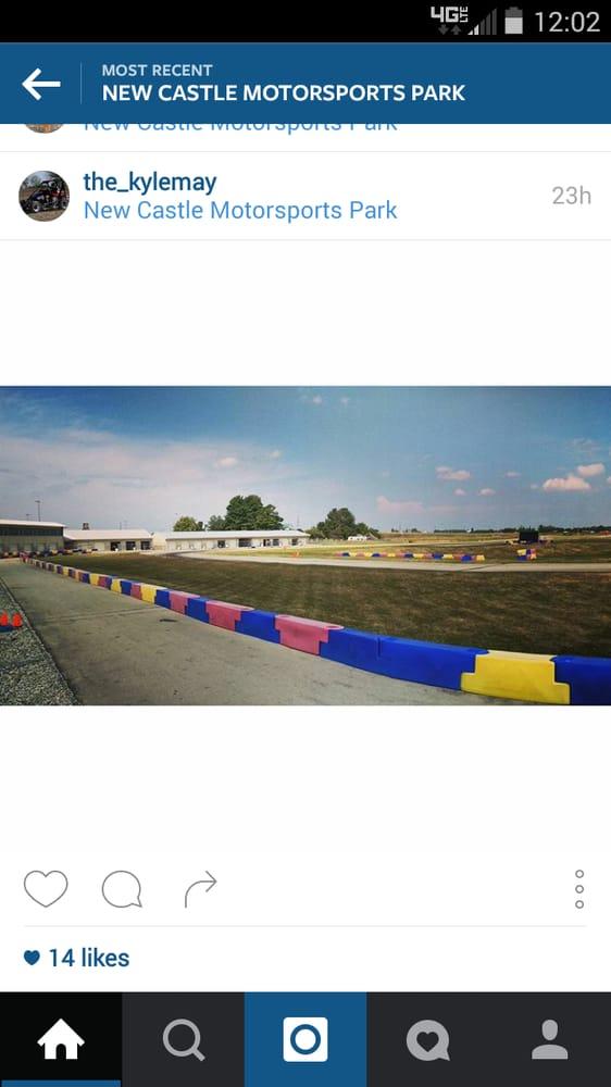 New Castle Motor Sports Park: 5816 S County Road 125 W, New Castle, IN