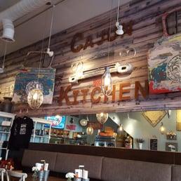 Photo Of Cajun Kitchen   San Diego, CA, United States. Love Rustic Decor