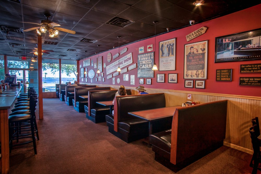Woody's Bar-B-Q: 1301 N Orange Ave, Green Cove Springs, FL