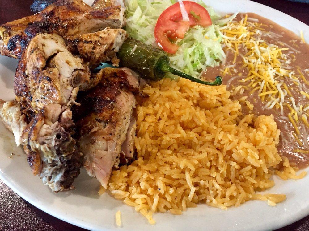 Pollo El Ranchero: 101 S Main St, Guymon, OK