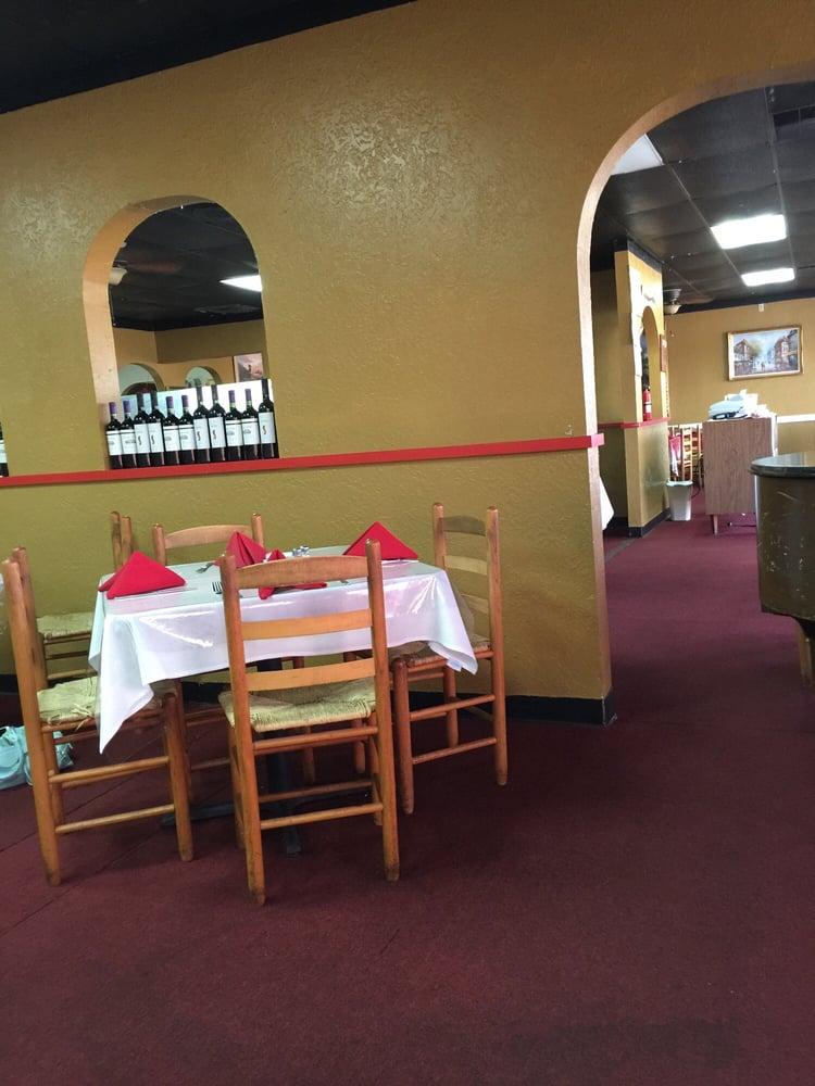 Yani's Steakhouse: 1416 S Front St, Bellville, TX