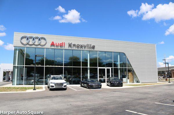 Harper Audi Kingston Pike Knoxville TN Auto Dealers MapQuest - Harper audi