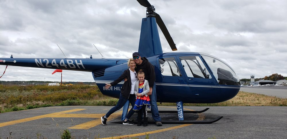 Blue Hill Helicopters: 125 Access Rd, Norwood, MA
