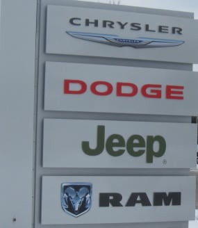 Brown Motors Chrysler Dodge Jeep Ram In Petoskey Yelp
