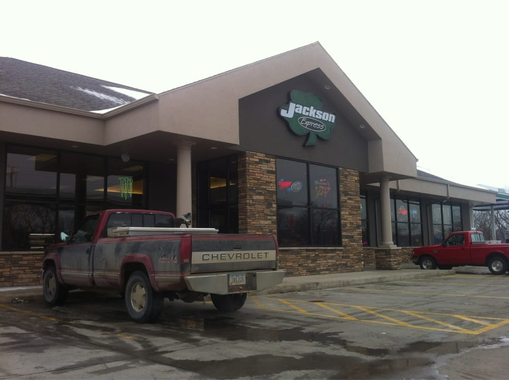 Jackson Express: 400 W Elk St, Jackson, NE